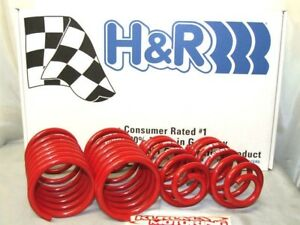 H R Race Lowering Springs Vw Corrado Jetta Golf Ii Iii