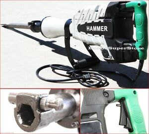 Hd Z1g45e Electric Demolition Jack Hammer Concrete Breaker 1500 Watts