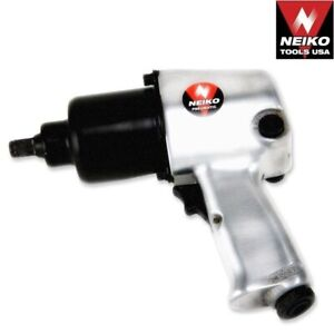 Pro 1 2 Twin Hammer Air Impact Wrench Automotive Tools Auto Compressor Tool