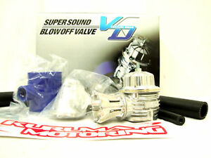 Blitz Vd Bolt on Blow Off Valve Bov Kit 90 93 Celica All Trac 3sgte