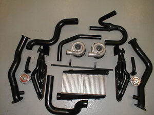 5 0 Mustang 86 93 Twin Turbo Turbocharger System