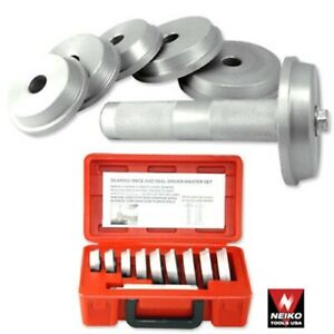 Bearing Race Seal Driver Set Automotive Shop Tools Wholesale Auto Tool