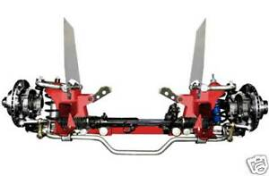New Tci 60 65 Falcon Mustang Ii Ifs 4 Link Coilover Suspension Package