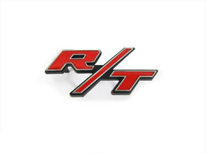 2008 2011 Dodge Challenger R t Rt Srt 8 Grill Emblem Decal Hemi Mopar Genuine Oe