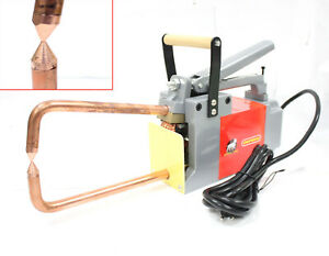 1780 Electrodes Spot Welder 1 8 Metal Stud Welding Machine W tongs