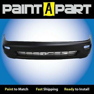 1993 1994 1995 1996 1997 Toyota Corolla Front Bumper Cover Premium Painted