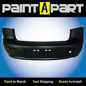 2008 2009 2010 2011 Mitsubishi Lancer W Oturbo Rear Bumper Premium Painted