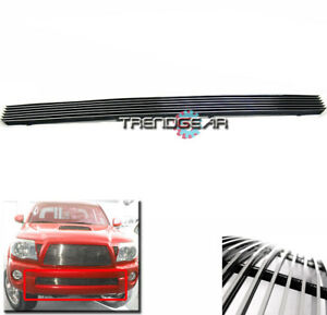 2005 2011 Toyota Tacoma Pickup Truck Front Bumper Billet Grille 2008 2009 2010