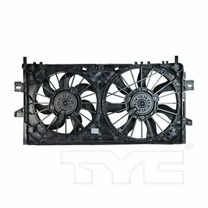 For 2006 2012 Chevrolet Impala Ls Lt Ltz Cooling Fan