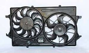 For 2003 2004 Ford Focus Lx Se Svt Zts Ztw Zx3 Zx5 Cooling Fan