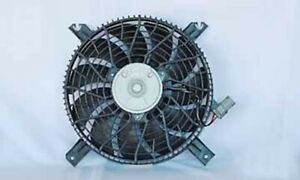 For 1999 2001 Chevrolet Tracker Cooling Fan