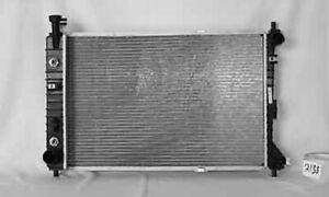 For 1997 2004 Ford Mustang Base Coupe Convertible 3 8l V6 Radiator
