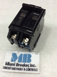 Ge General Electric Thql2180 New Circuit Breaker 2 Pole 80 Amp 240 Vac