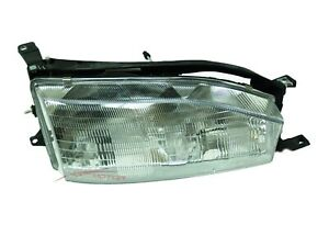 For 1992 1994 Toyota Camry Passenger Side Headlight Head Lamp Rh Usa Built