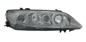 For 2003 2005 Mazda 6 Passenger Side Headlight Head Lamp Rh W O Fog Light