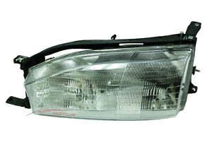 For 1992 1994 Toyota Camry Driver Side Headlight Head Light Lamp Lh Usa Built