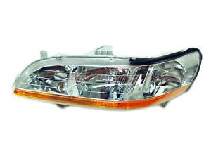 For 1998 2000 Honda Accord Driver Side Headlight Head Light Lamp Lh