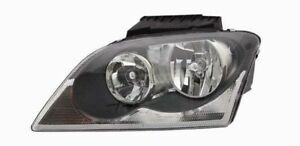 For 2005 2006 Chrysler Pacifica Driver Side Halogen Headlight Head Light Lamp Lh
