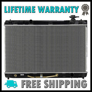 2917 New Radiator For Toyota Camry 2007 2011 2 4 2 5 L4 Lifetime Warranty