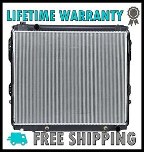 2321 New Radiator For Toyota Tundra 2000 2006 4 7 V8 Lifetime Warranty