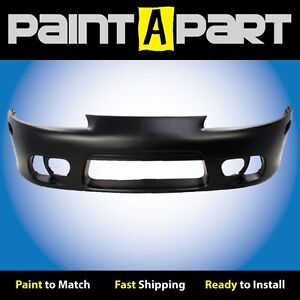 Fits 1997 1998 1999 Mitsubishi Eclipsefront Bumper Cover Premium Painted