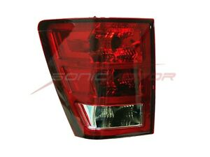 For 2005 2006 Jeep Grand Cherokee Laredo Srt8 Driver Side Tail Light