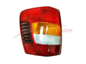 For 11 2001 2004 Jeep Grand Cherokee Tail Light Driver Side Taillight Lamp Lh