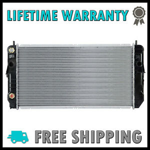 2491 New Radiator For Cadillac Deville 01 05 Oldsmobile Aurora 01 03 4 0 4 6 V8