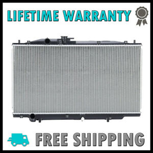New Radiator For Honda Accord 2003 2007 3 0 V6 Lifetime Warranty 1 Thick Core