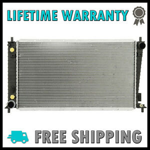 2401 Radiator For Ford F 150 F 250 F 350 Expedition Navigator 4 2 V6 4 6 5 4 V8
