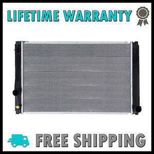 2891 New Radiator For Toyota Rav4 2006 2015 2 4 2 5 L4 3 5 Lifetime Warranty