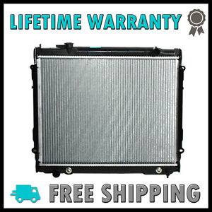 1778 New Radiator For Toyota Tacoma 95 04 2 7 L4 3 4 V6 Lifetime Warranty 18 5 8