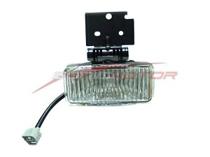 For 1997 1998 Jeep Grand Cherokee Driver Side Fog Light Lamp Lh