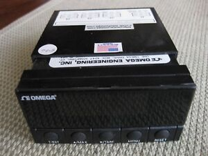 Omega Engineering Dp24 e dc Panel Meter 10 32vdc Din Process Meter