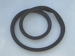1940 1941 1946 1947 40 41 42 45 46 47 Ford Truck Pick Up Back Glass Seal New