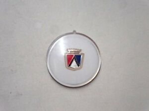 1957 57 Ford Fairlane Horn Button Plastic Crest New
