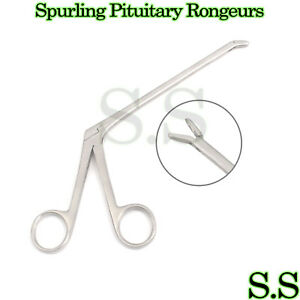 Spurling Pituitary Rongeurs 5 Down Angled Neuro Surgical Instrumen