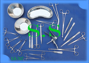 Minilap Kit Surgical Instruments