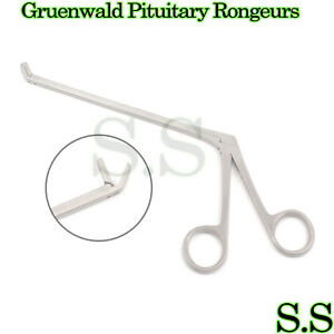 Love Gruenwald Pituitary Rongeurs 7 Up Angled Neuro Surgical Instruments