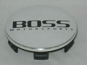 New Boss Motorsports 336 Wheel Rim Snap In Center Cap Part 3186 Made In Korea