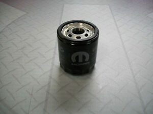 Mopar Chrysler Oil Filter Case 12 4892339ba Nib