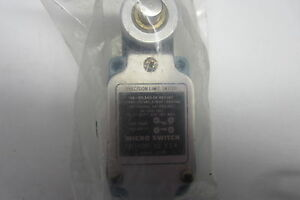 New Honeywell Micro Switch 4ls1 Limit Switch