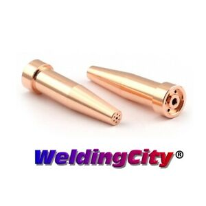 Weldingcity Acetylene Cutting Tip 6290 1 1 For Harris Torch Us Seller Fast