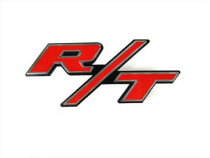2006 2007 2008 2009 Dodge Charger R T Grill Emblem Decal Mopar Genuine Oem