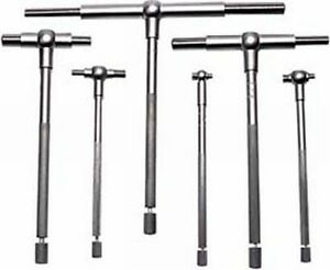 Brown Sharpe Telescoping Hole Gage 6 Piece Set New