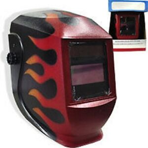 Flame Auto Fast Darkening Welding Helmet Mig Arc Torch Welders Safety