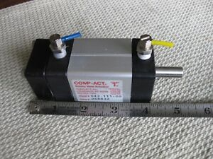 Comp act Pneumatic Rotary Vane Actuator 042 111 09 Turn act Usa Air