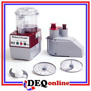 Robot Coupe R2n Clr Food Processor Includes 2 Discs And Even More Accessories
