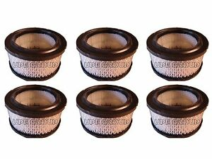 New 6 Pack Air Intake Filter Elements For Air Compressor 14 A424