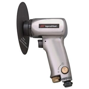 Heavy Duty Air High Speed Sander With 5 Pad Irt317a Brand New